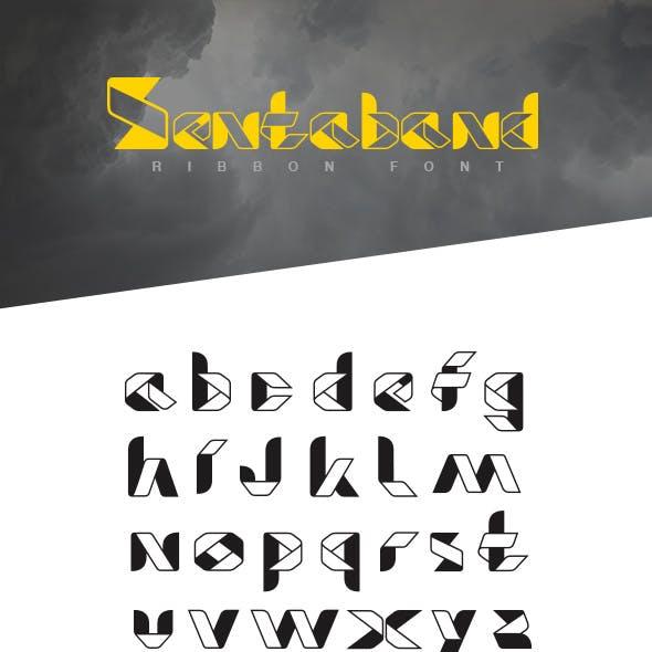 Sentaband Ribbon Web Font