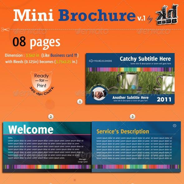 Mini Brochure V.1