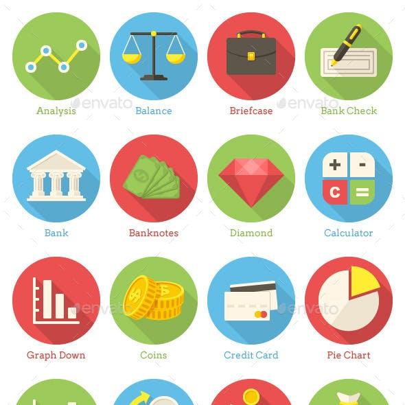 20 Finance Icons