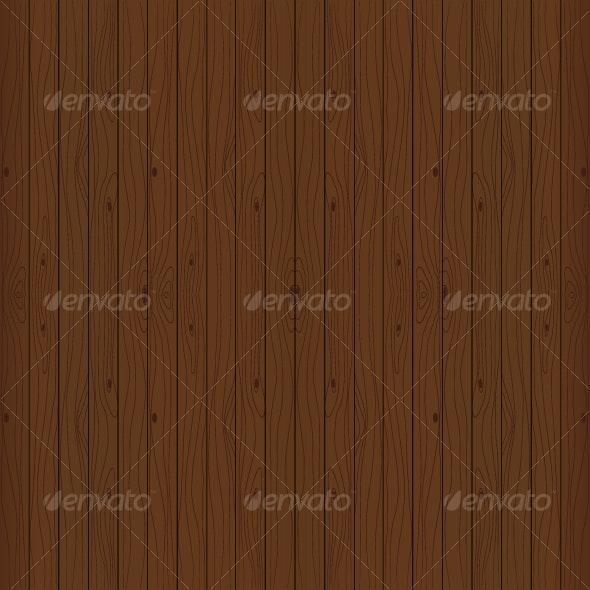 Wooden texture vector background - Backgrounds Decorative