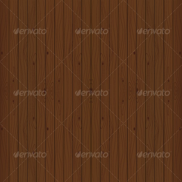 Wooden texture vector background - Backgrounds Decorative