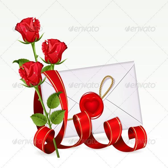 Valentine Background - Valentines Seasons/Holidays
