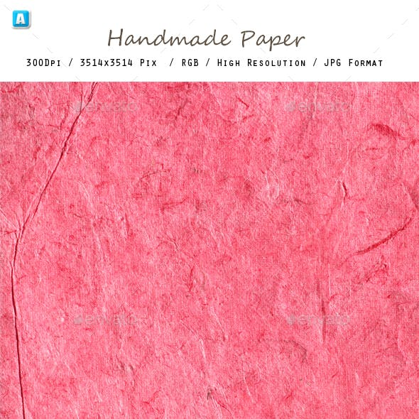 Hand Made Paper 0225