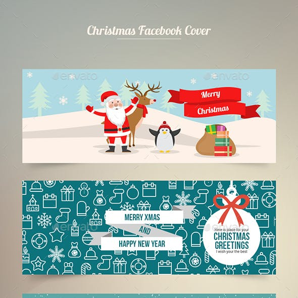 Facebook Cover Christmas