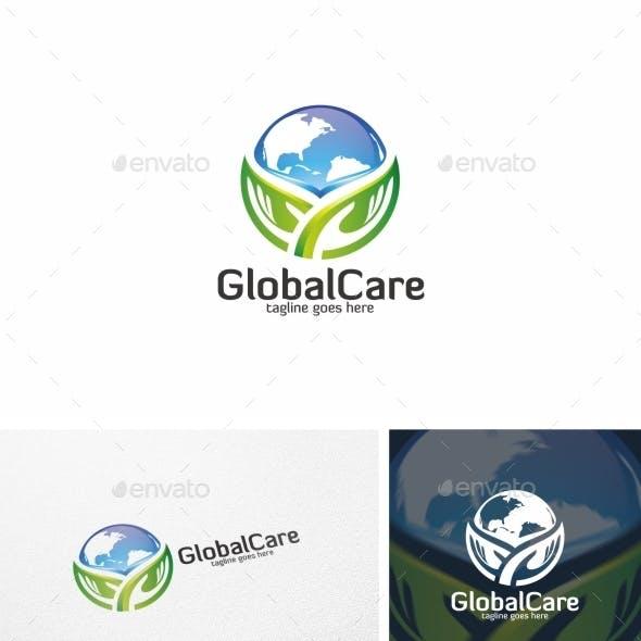 Global Care / Globe - Logo Template