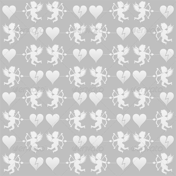 Valentines Day Pattern - Valentines Seasons/Holidays
