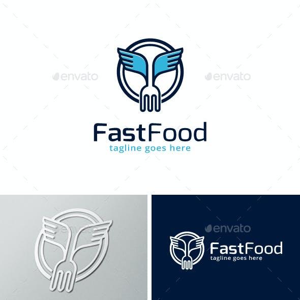 Fast Food Restaurant Logo