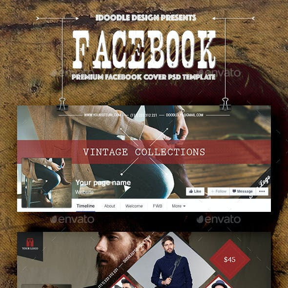 Bundle Fashion Facebook Covers