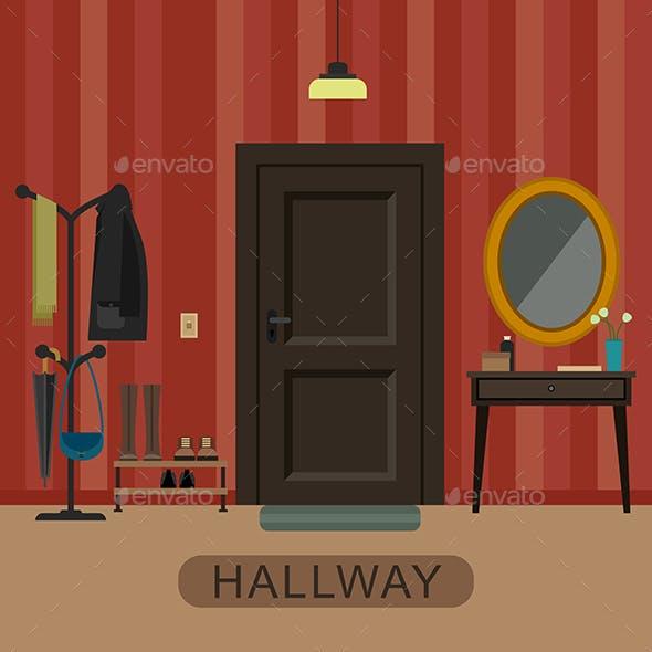 Hallway Interior