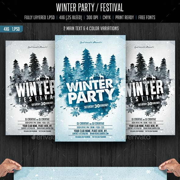 Winter Party / Festival
