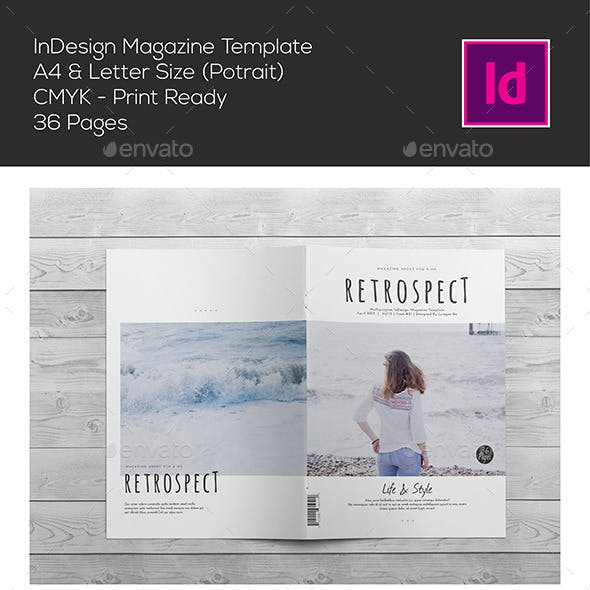 Multipurpose InDesign Template