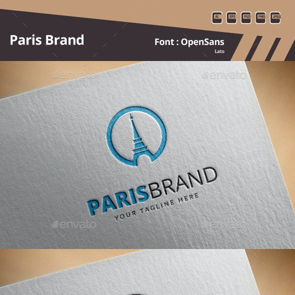 Paris Brand logo