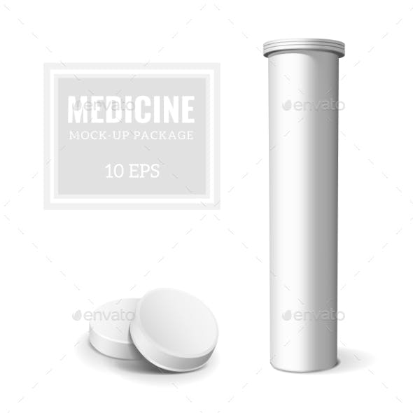 Template Medicine Box