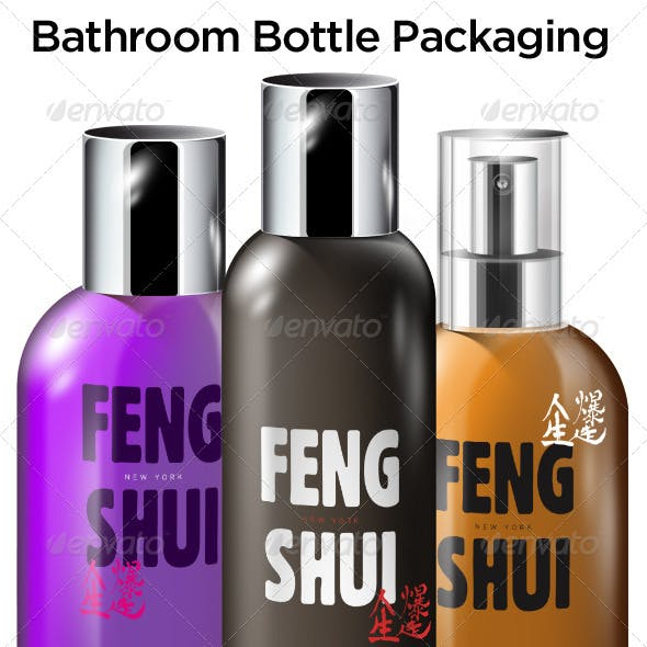 Bathroom Bottles