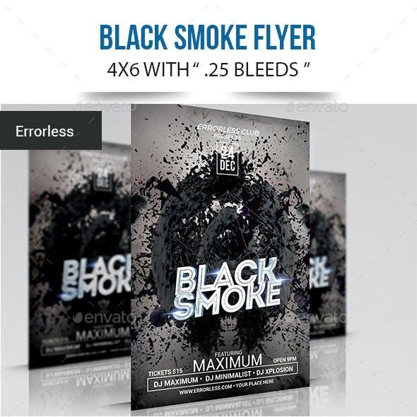 Black Smoke Flyer