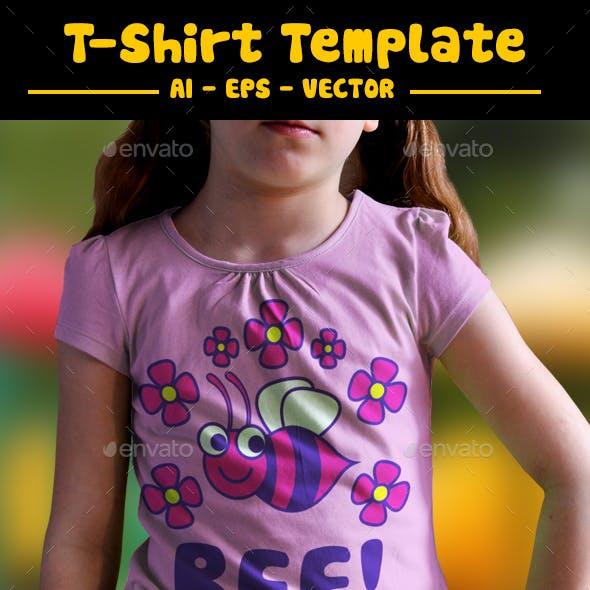 Bee Kids T-Shirts
