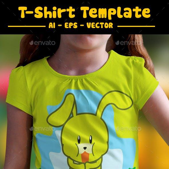 Bunny Kids T-Shirts