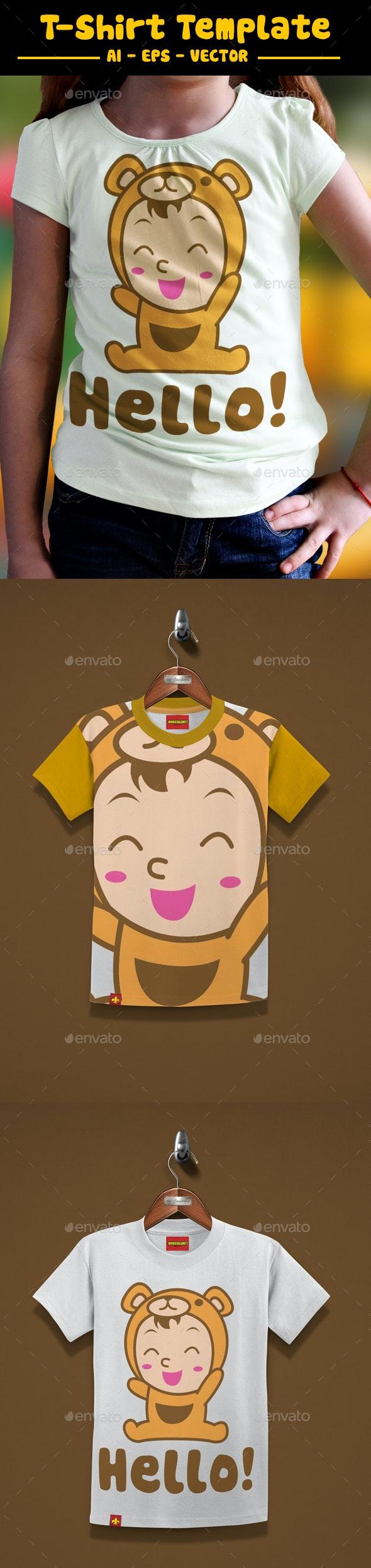 Kids T-Shirt Design - Funny Designs