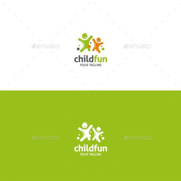 Child Fun Logo