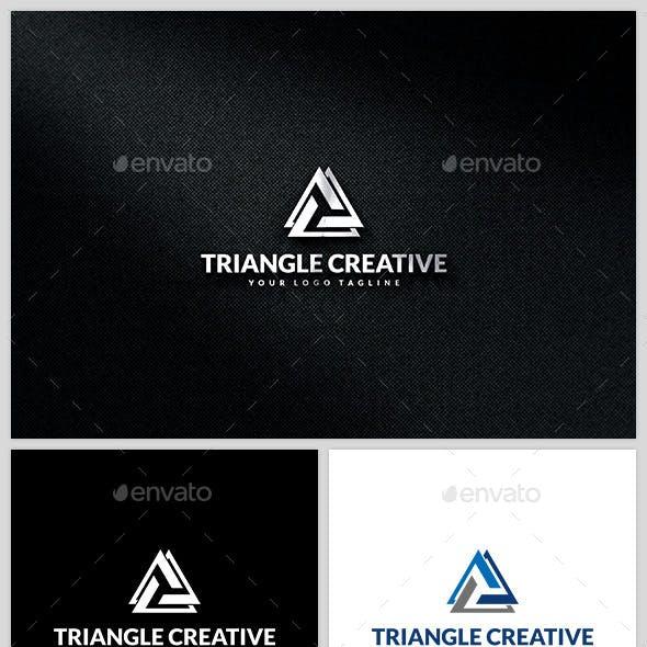 Triangle Creative - Logo Template