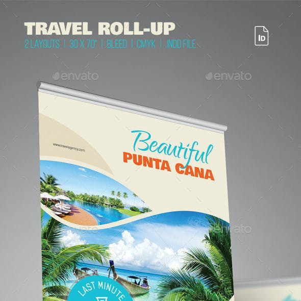 Travel / Holiday Roll-up