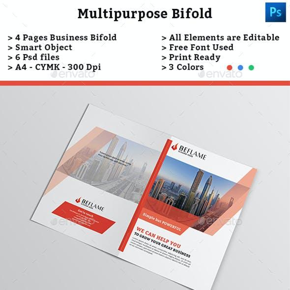 Corporate Bifold