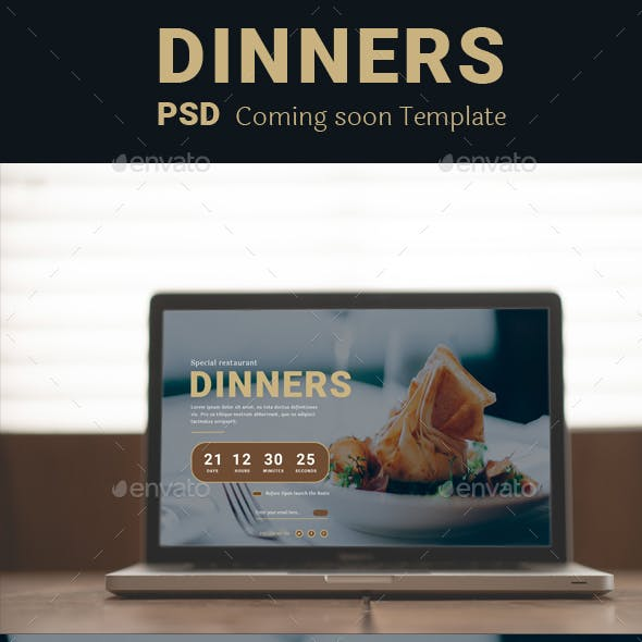 Dinners Coming Soon Restaurant