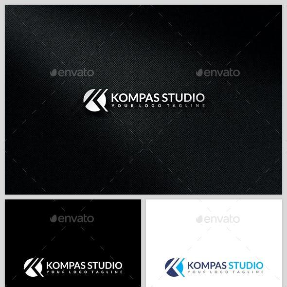 Kompas Studio - Logo Template