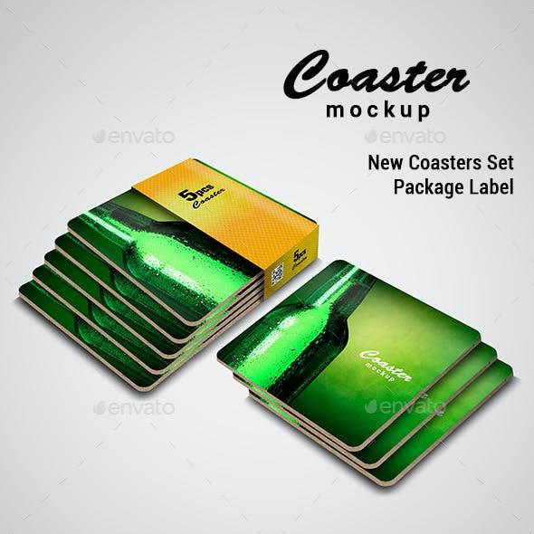 Coaster Mock-Up
