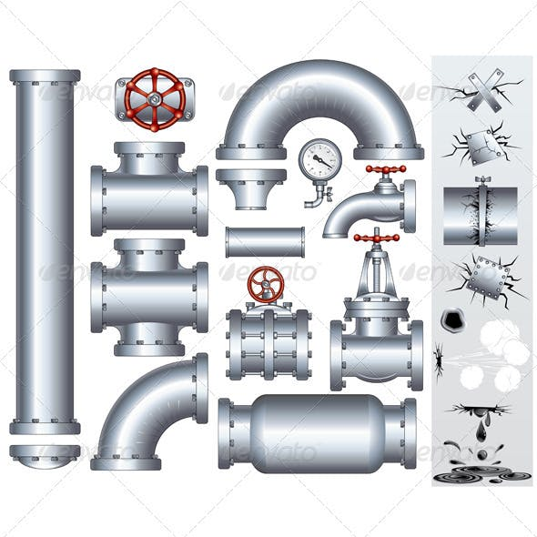 Industrial Conduit Elements