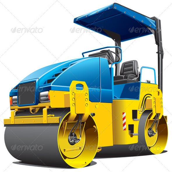 Double Road Roller