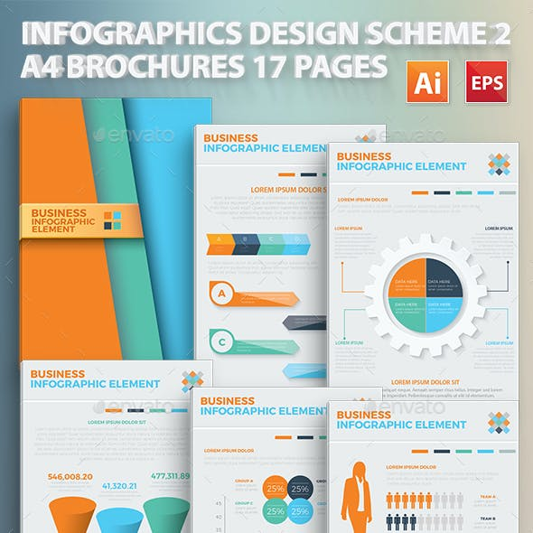 17 Elements Of Infographics Design Scheme 2