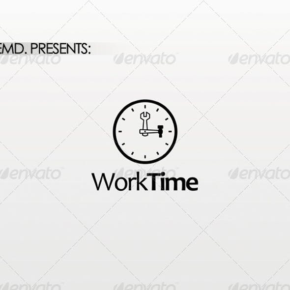 Work Time Logo