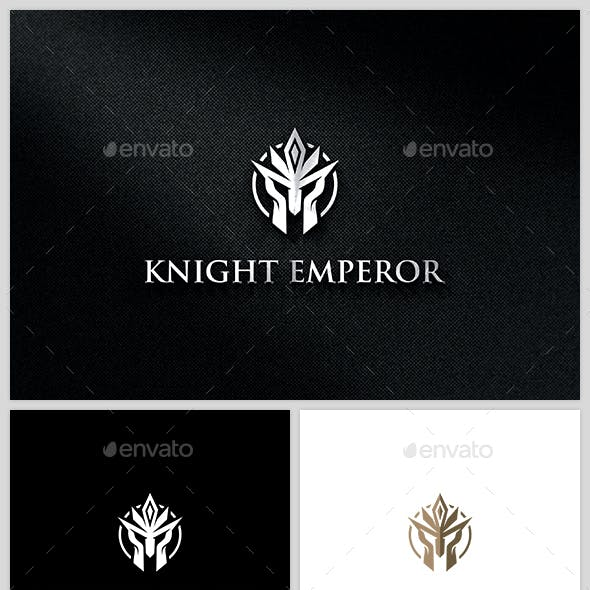Knight Emperor - Logo Template