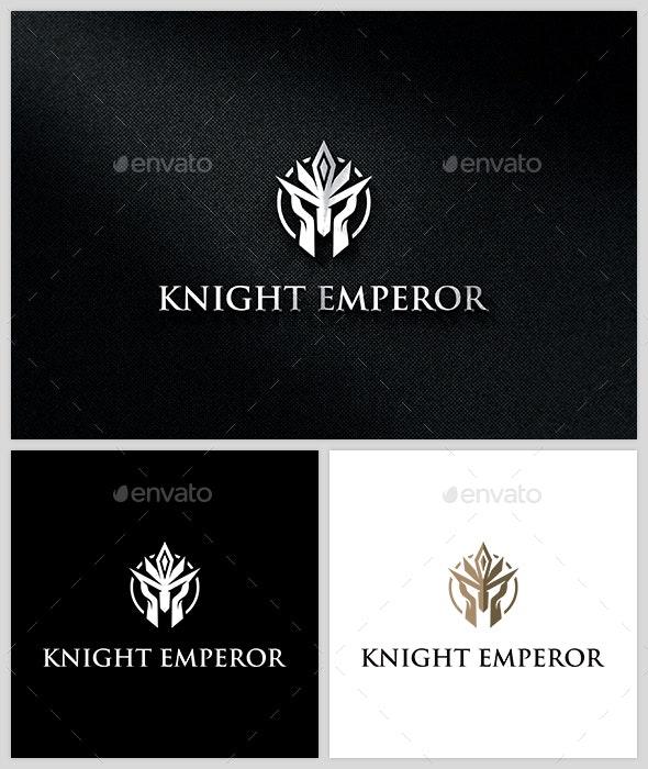 Knight Emperor - Logo Template - Humans Logo Templates