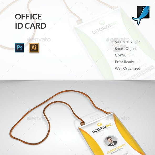 Office ID Card