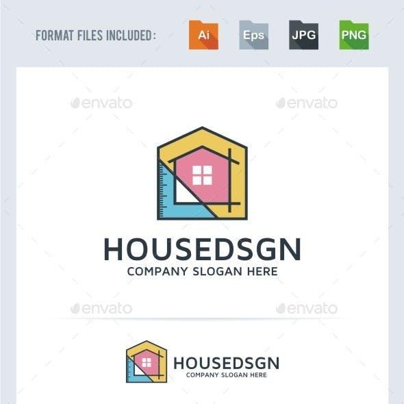 House Design - Architecture Logo Template