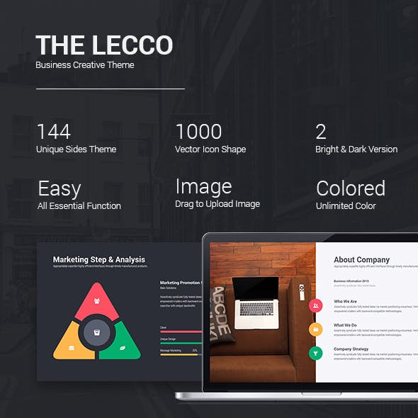 The LECCO Business Theme