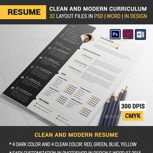 Diamond Resume