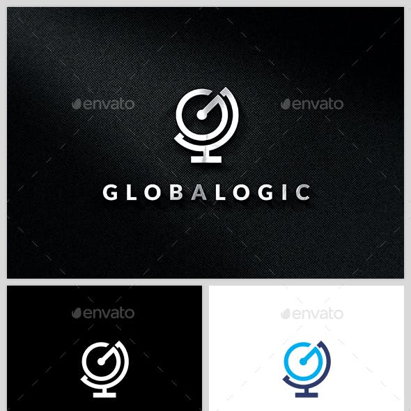 Global Logic - Logo Template
