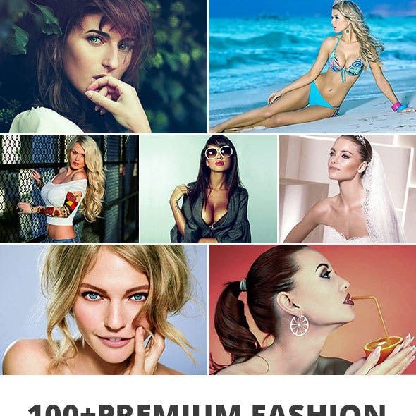 100+ Premium Fashion Preset Bundle