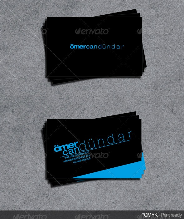 Stylish Business Card - Creative Business Cards