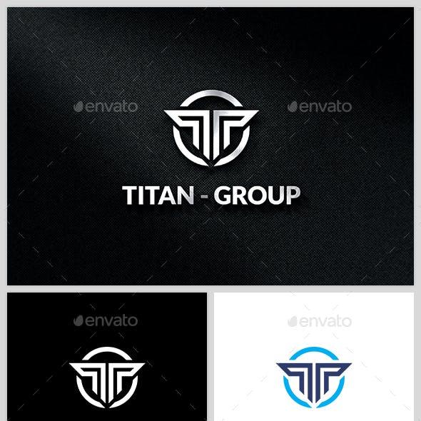 Titan Group - Logo Template