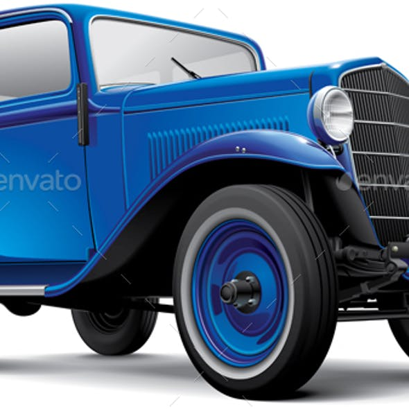 European Prewar Compact Automobile
