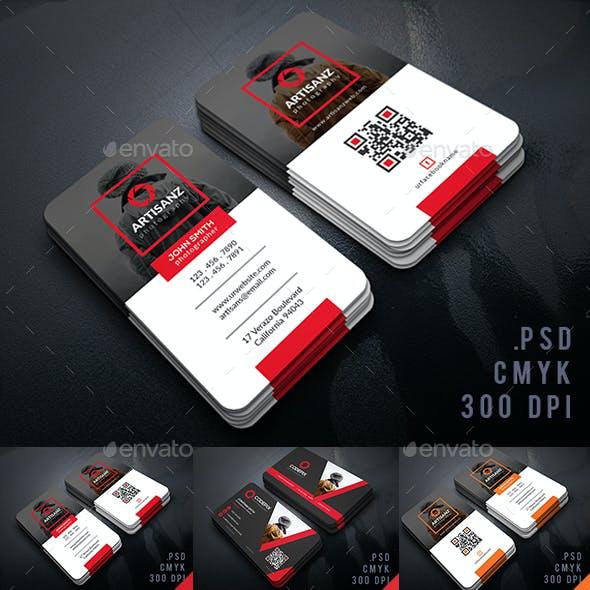 Photography Business Card Bundle