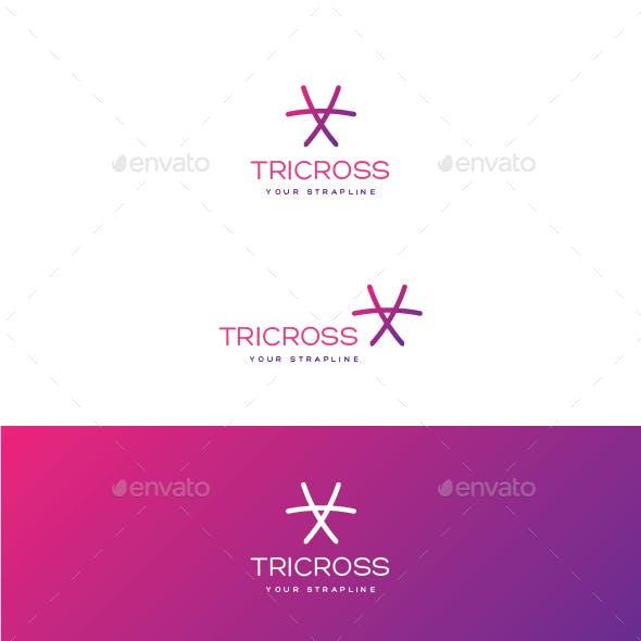 Tri Cross Logo