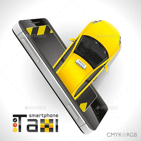 Taxi in your Smartphone