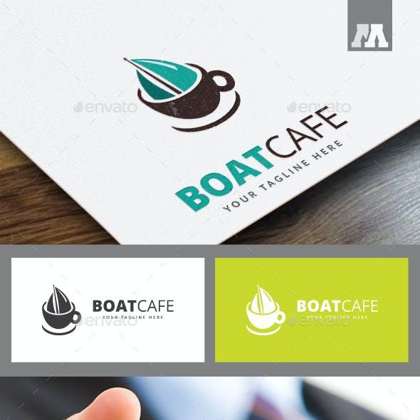 Boat Cafe Logo