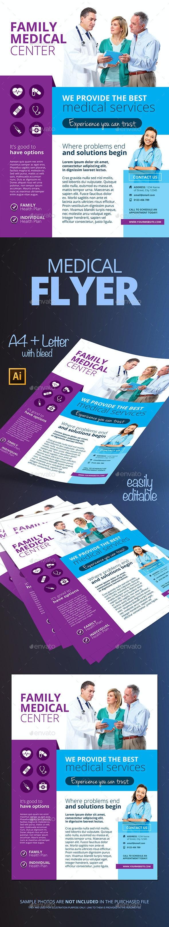Medical Flyer - Print Templates