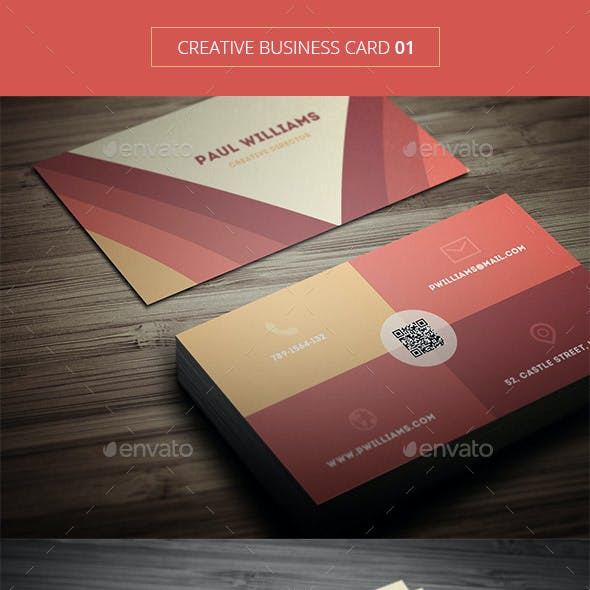 Creative Business Card 01